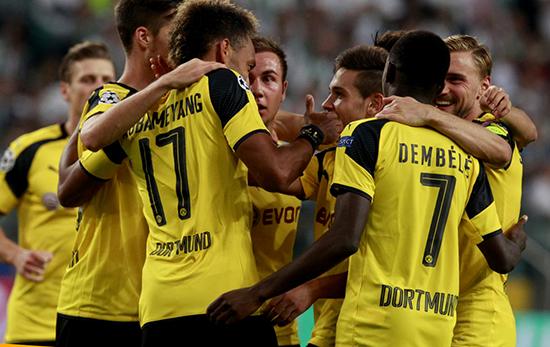 Borussia Dortmund Bersiap Menjalani Jadwal Berat Dalam Beberapa Pekan Mendatang
