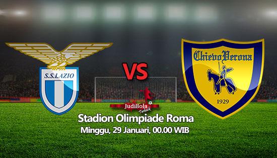 Prediksi Bola Lazio vs Chievo Verona 29 Januari 2017