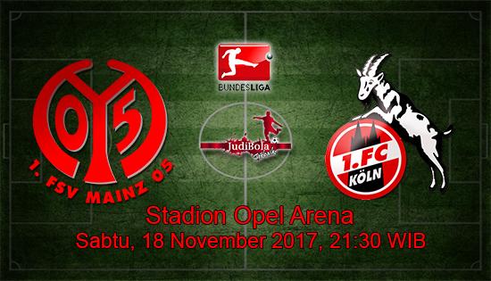 Prediksi Bola Mainz vs FC Cologne