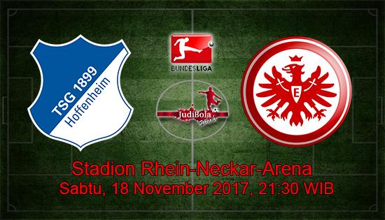 Prediksi Bola TSG Hoffenheim vs Eintracht Frankfurt