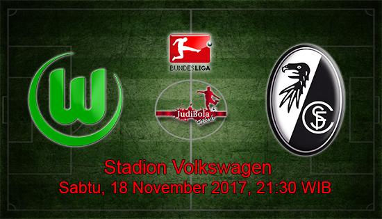 Prediksi Bola VfL Wolfsburg vs SC Freiburg
